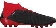 Fußballschuhe Predator 18.1 AG CP9257 mit Prime-Knit-Material adidas performance CBLACK/FTWWHT/RED