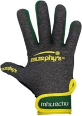 Murphys Sporthandschoenen Gaelic Gloves Latex Grijs/geel Maat 8