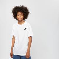 Witte Kleding Nike Sportswear Tee Emb Futura by Nike