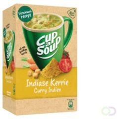 Cup a Soup Cup-a-Soup Indiase kerrie, pak van 21 zakjes