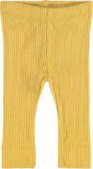 Gele Name it - NBFKABEX LEGGING NOOS - Spruce Yellow - Vrouwen - Maat 56