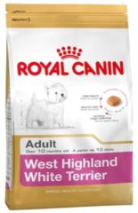 Royal Canin Breed Royal Canin West Highland White Terriër adult hondenvoer 3 kg