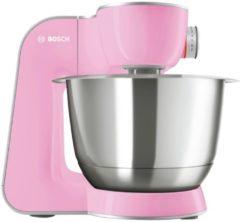 Rosa Bosch Küchenmaschine »CreationLine MUM58K20«, 1000 Watt, mit viel Zubehör