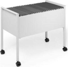 Durable Hangmappenwagen 309510 Grijs 1 stuk(s)