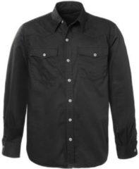 Zwarte Brams Paris - Lewis | Spijkeroverhemd