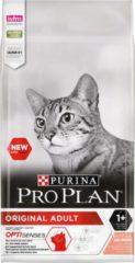 Pro Plan Kat Original Adult 1+ - Rijk aan Zalm - Kattenvoer - 10 kg
