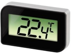 Zwarte Xavax DIGITALE THERMOMETER »Thermometer voor koelkasten«