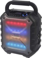 Reflexion Tragbarer Bluetooth Lautsprecher PS06BT mit Bluetooth, USB, AUX-IN und Akku