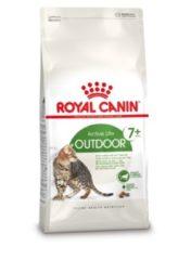 Royal Canin Fhn Outdoor 7plus - Kattenvoer - 2 kg - Kattenvoer