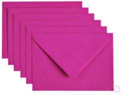 Papicolor Envelop Formaat 114 X 162 Mm Kleur Felroze