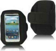 B2Ctelecom Sport Armband Hoes Wolfgang AT-AS43D Dual Sim Zwart