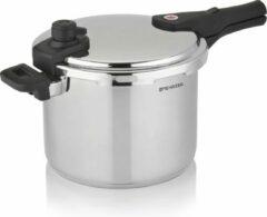 Roestvrijstalen Mehrzer Premium - Snelkookpan - 24 cm - RVS - 8 Liter
