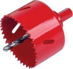 Wolfcraft Gatzaag van BiM compleet met adapter en centerboor, snijdiepte 40 mm artikel nr. 5485000