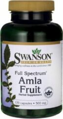 Swanson Health Full Spectrum Amla Fruit (Indian Gooseberry)