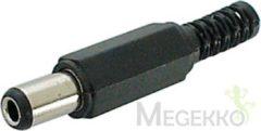 Velleman Dc Plug 2.1 X 5.5 X 9.5mm - (25 st.)