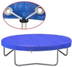 Blauwe Merkloos / Sans marque Trampolinehoes 450-457 cm 90 g/m² PE