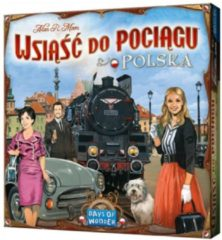 Days of Wonder Ticket to Ride Polska - Bordspel (Pools en Engels)