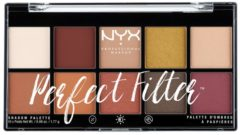 NYX Professional Makeup Paletten Nr. 2 - Rustic Antique Lidschattenpalette 17.7 g