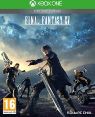 Squarc enix Square Enix Final Fantasy XV: Day One Edition, Xbox One Basic + DLC Xbox One video-game