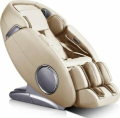 Zwarte IRest Elektrische Massagestoel SL-A389 - Relaxstoel - Loungestoel - Ontspanningsstoel - Massagefauteuil - 6 massage programma's - Je Eigen Masseur thuis - Massage in elke Ligstand - Rugverwarming - Kuitmassage - Voetmassage - Nekmassage - Handmassa