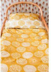 Gele Witlof for kids ledikant dekbedovertrek 100x135 cm Sparkle sweet honey