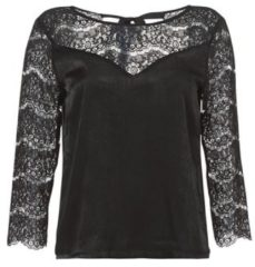 Zwarte Blouse Betty London JYRIAM