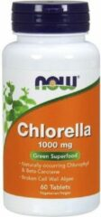 Chlorella 1000mg Now Foods 60tabl