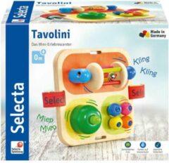 Selecta Spellen Selecta Activiteitenspel Tavolini Junior 14 X 14 Cm Hout