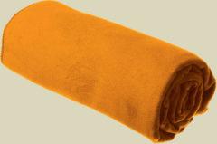 Sea to Summit Drylite Towel Mikrofaser Handtuch Größe L orange