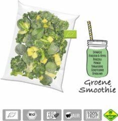 Groene smoothie BIO - Bevroren smoothie pack - Acai fine fruits club - 4,8 kg (40 x 120g)