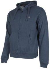 Donnay sweater met capuchon - Sportvest - Heren - Maat S - Donkerblauw