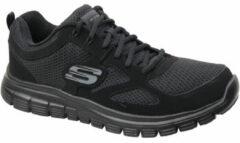 Lage Sneakers Skechers Burns 52635-BBK
