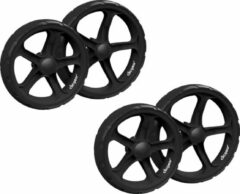 Clicgear Wielenset Voor Clicgear 8.0 Trolley (4 wielen) - Zwart