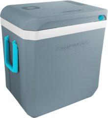 Grijze Campingaz Elektrische Koelbox - Powerbox Plus - 12/230 Volt - 36 Liter
