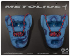 Metolius - Rock Rings 3D - Trainingsgrepen maat One Size, zwart/blauw