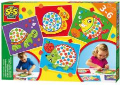 SES Creative 14827 kunst- & knutselset voor kinderen 4 stuk(s)