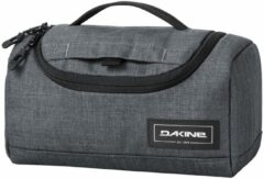Grijze Dakine Revival Toiletry Kit M carbon Toilettas