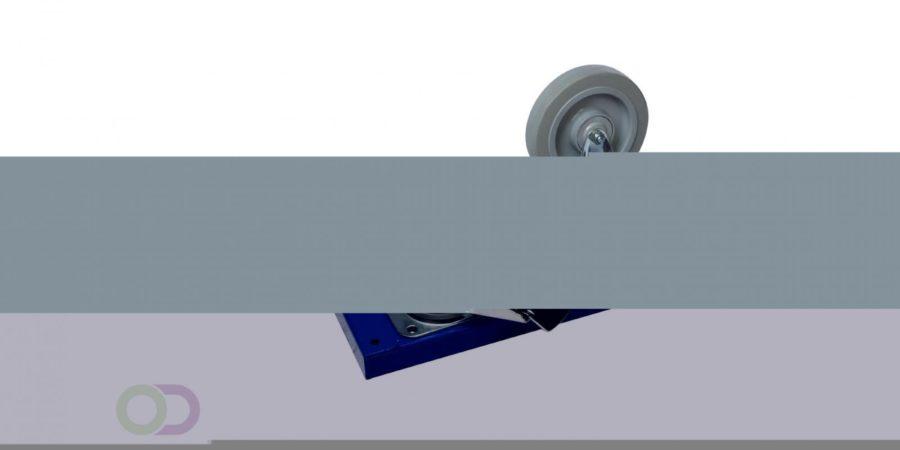 Afbeelding van Kongamek Vervangende wielen 200 mm