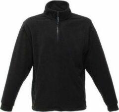 Regatta Zwarte grote maten fleece trui Thor 2XL