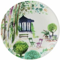 GIEN FRANCE - Jardin Extraordinaires - Gebakbordje 17cm Parijs