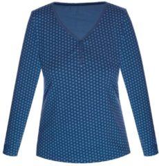 Shirt Sassa Moden Blau