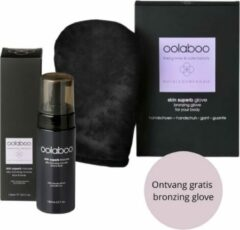 Oolaboo       Essy's schoonheid Oolaboo skin superb Tanning mouse met tanning glove VEGAN
