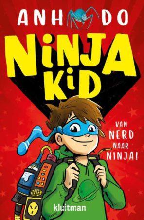Afbeelding van Massamarkt Kluitman Ninja Kid Van nerd naar ninja!