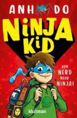 Kluitman Ninja Kid Van nerd naar ninja!