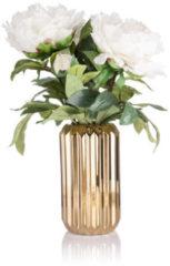 Fleurange Pfingstrosen-Arrangement in Vase