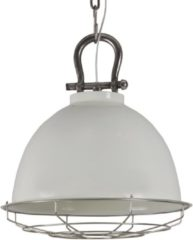 Creme witte Collectione Casa-bella.nl - Hanglamp Figaro groot - creme