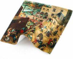 LANZFELD Brillendoekje Breughel 15x15 cm Kinderspelen