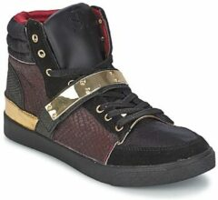 Rode Hoge Sneakers SuperTrash GOLDY