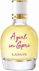 Lanvin A Girl in Capri eau de toilette 50ml eau de toilette
