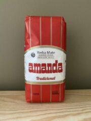 Echte Argentijnse Yerba Mate - Yerba Mate Amanda 500 gram